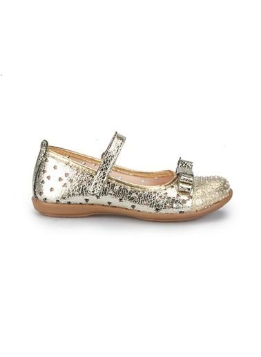 Pink Step Ayakkabı Altın